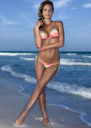 Hannah Davis: Luli Fama Bikini Shoot -13