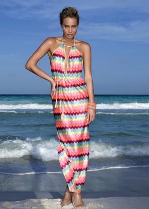 Hannah Davis: Luli Fama Bikini Shoot -16