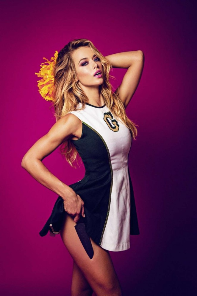 Hannah Ferguson - Galore Magazine (September 2014)