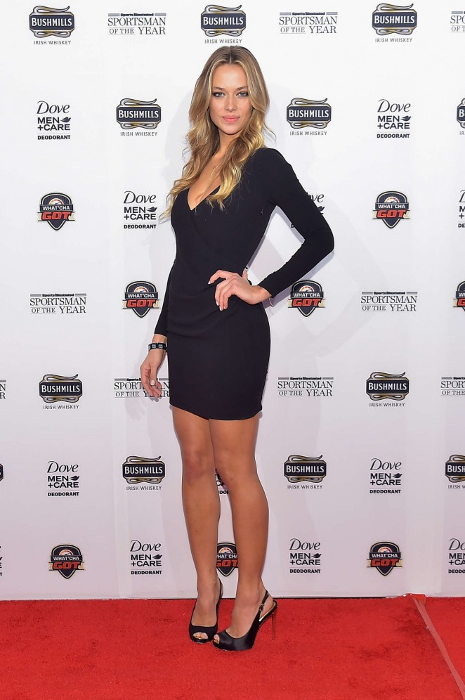 Hannah Ferguson - Sportsman Of The Year 2014 Ceremony in NYC