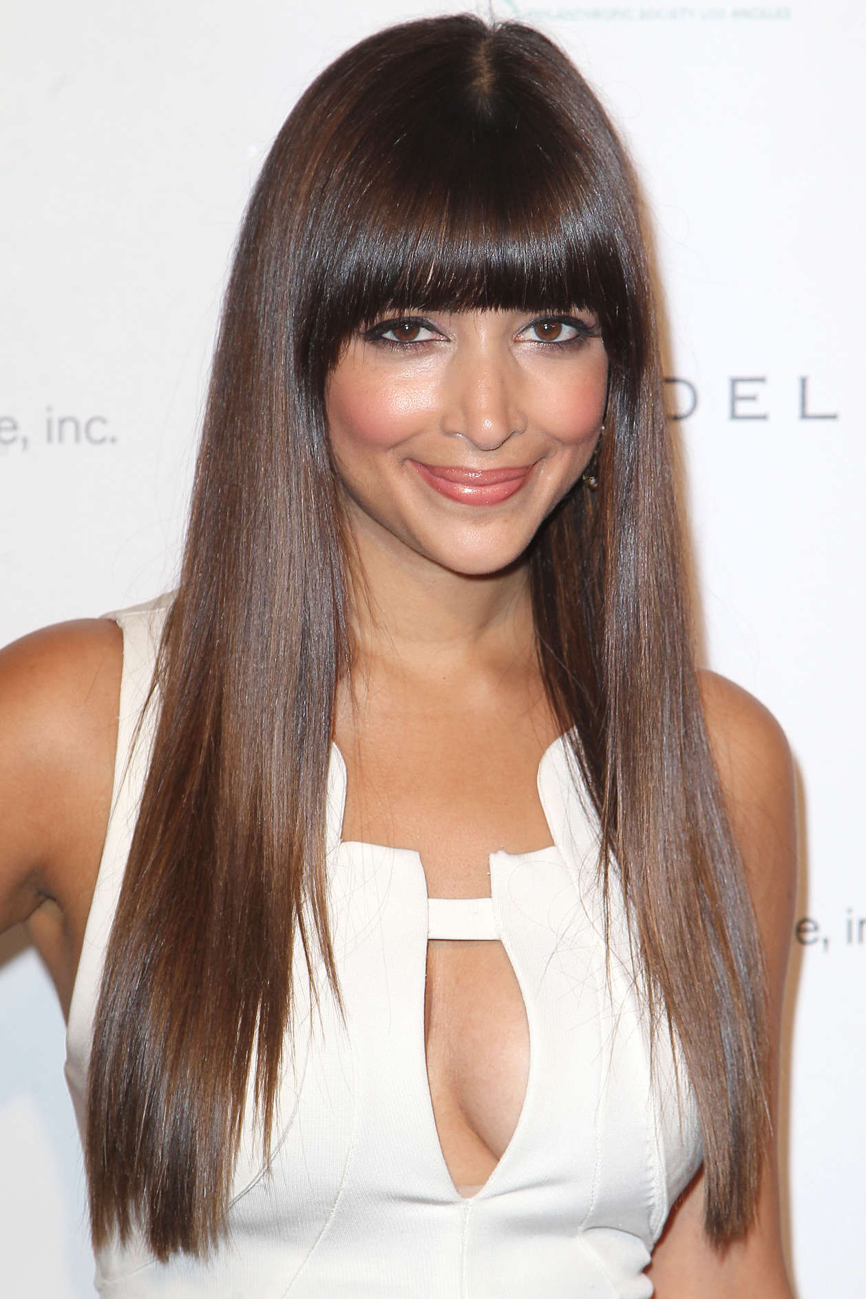 Hannah Simone 2012 : Hannah Simone – Autumn Party-11