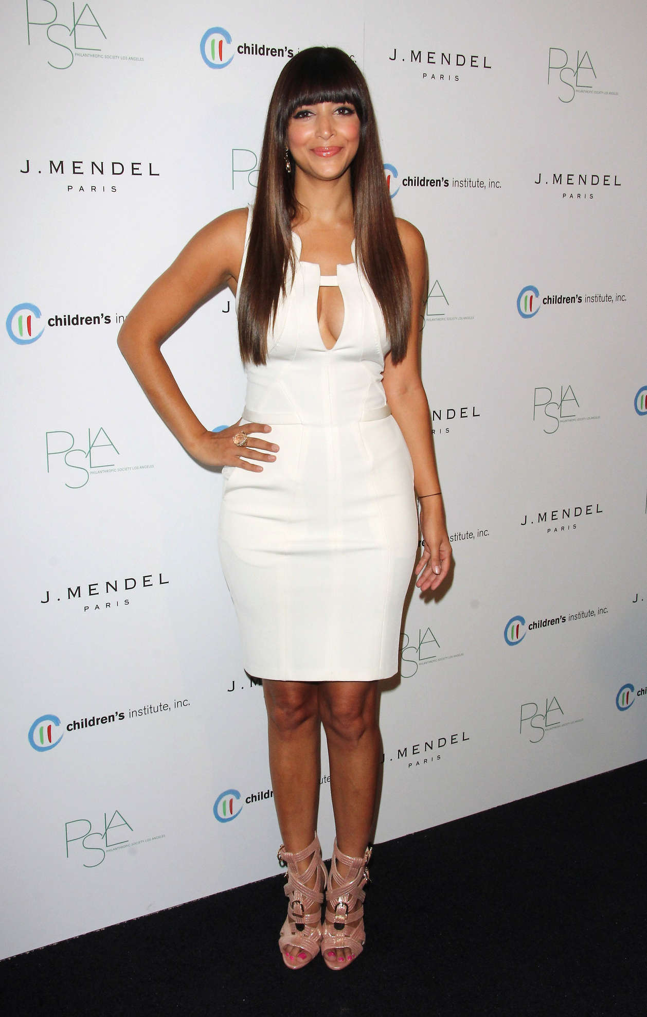 Hannah Simone 2012 : Hannah Simone – Autumn Party-12