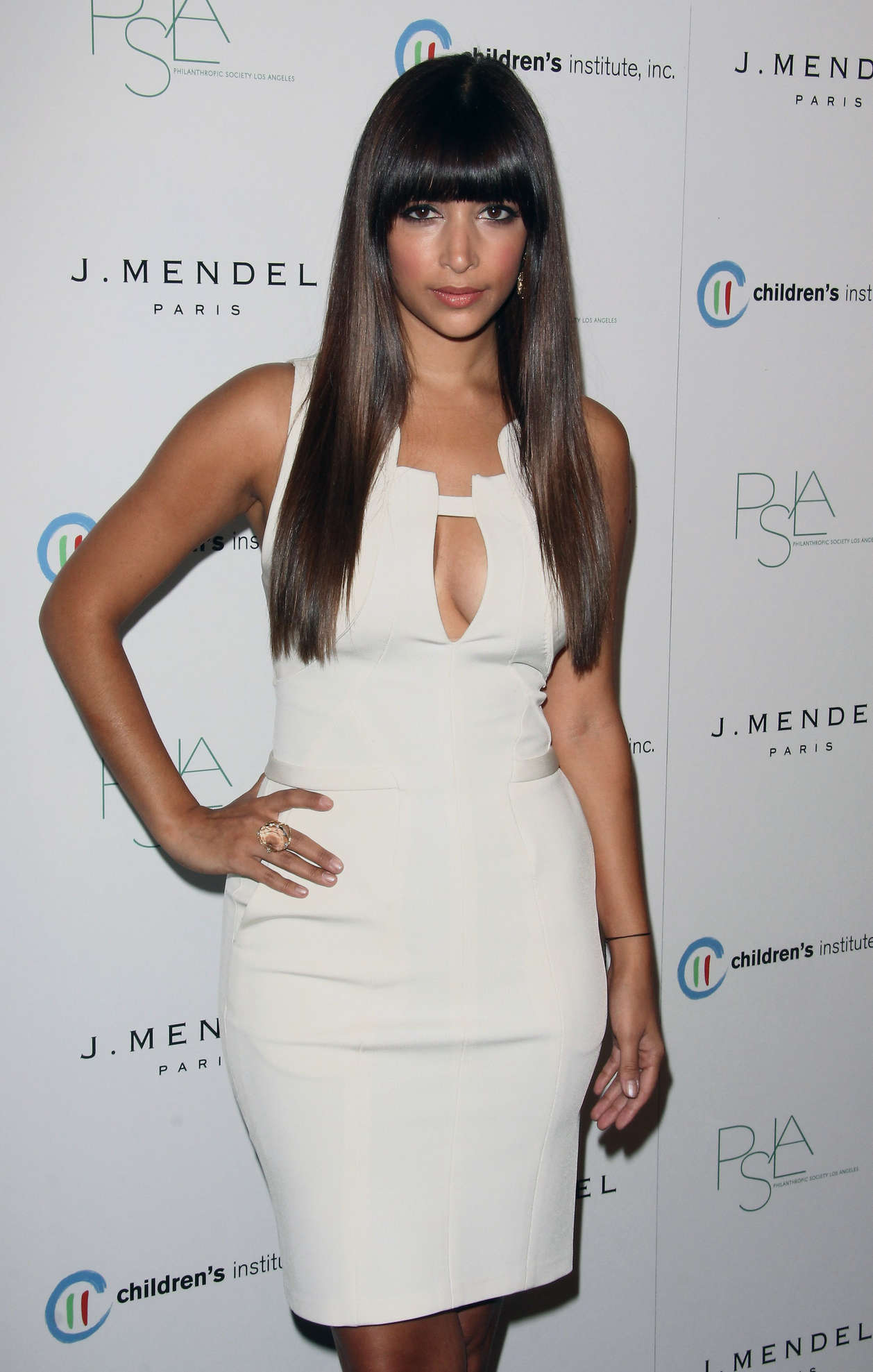Hannah Simone 2012 : Hannah Simone – Autumn Party-16