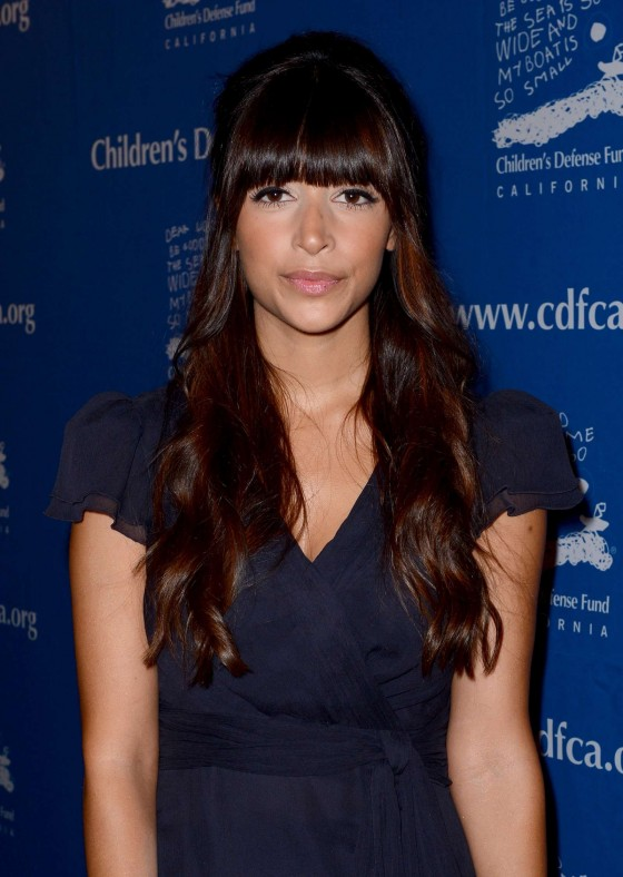 Hannah Simone - 22nd Annual Beat The Odds Awards in Beverly Hills