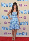 Hannah Simone at New Girl special screening -11
