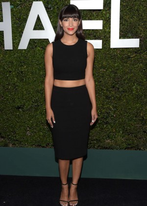 Hannah Simone - Claiborne Swanson Frank's Book Launch in Beverly Hills