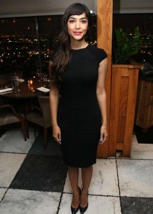 Hannah Simone - DETAILS Hollywood Mavericks Dinner in West Hollywood