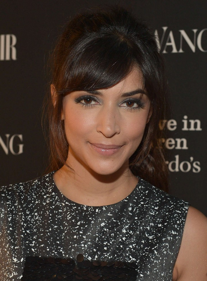 Hannah Simone – Vanity Fair Celebrates The Opening Of Vera Wang in Beverly Hills -01