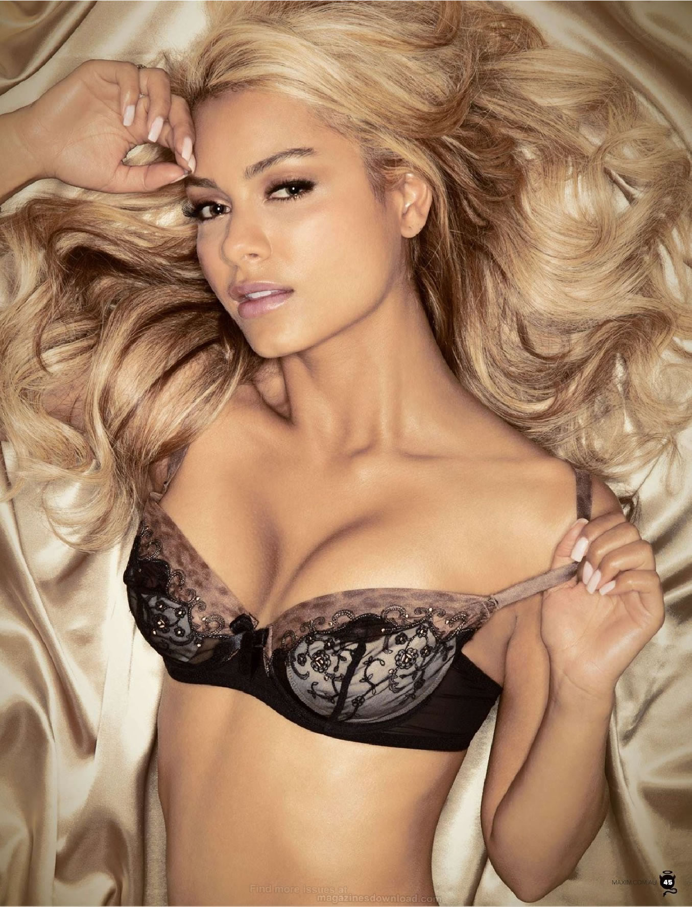 Havana Brown Photos: Maxim Australia 2013 -03
