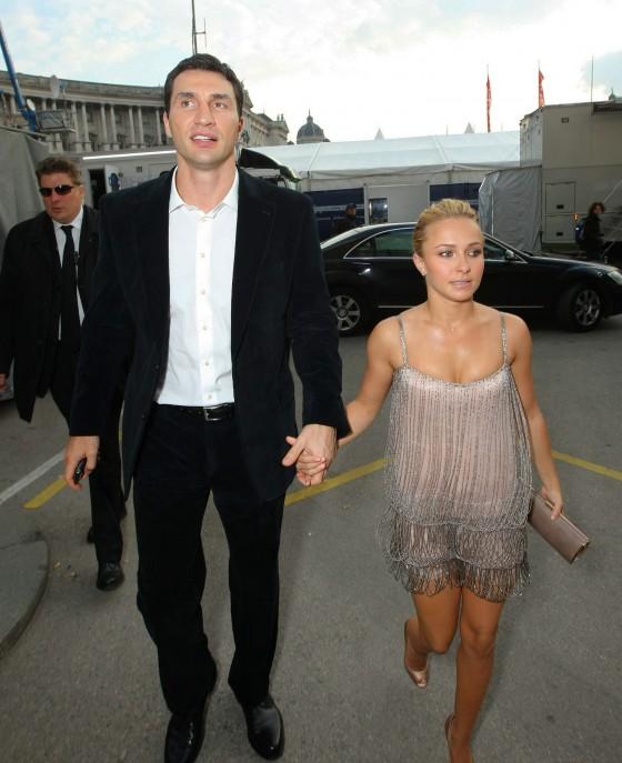 Hayden Panettiere – 2011 Romy Awards in Vienna, Adds