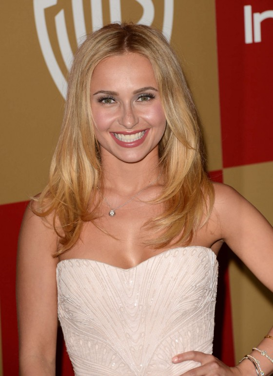Hayden Panettiere – Warner Bros and InStyle Party -12