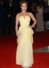 Hayden Panettiere - In Yellow Dress at White House Correspondents 2013 -12