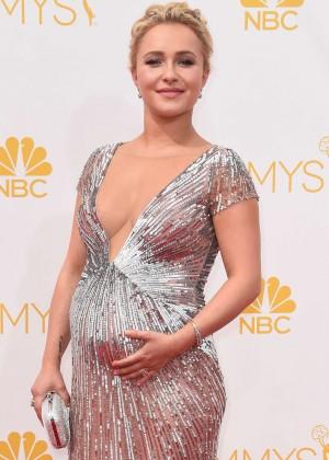 Hayden Panettiere - 66th annual Primetime Emmy Awards in LA