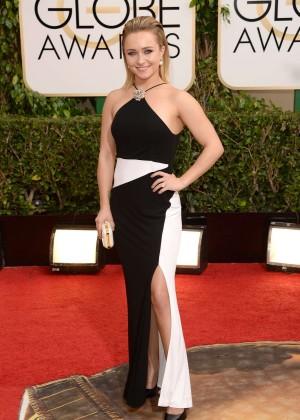 Hayden Panettiere: Golden Globe 2014 Awards -02