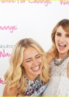 Hayden Panettiere and Emma Roberts - Neutrogena Photoshoot