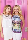 Hayden Panettiere and Emma Roberts - Neutrogena Photoshoot -07