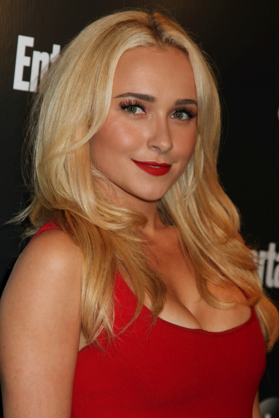 Hayden Panettiere at 2012 Entertainment Weekly – ABC-TV Upfront VIP Party-01