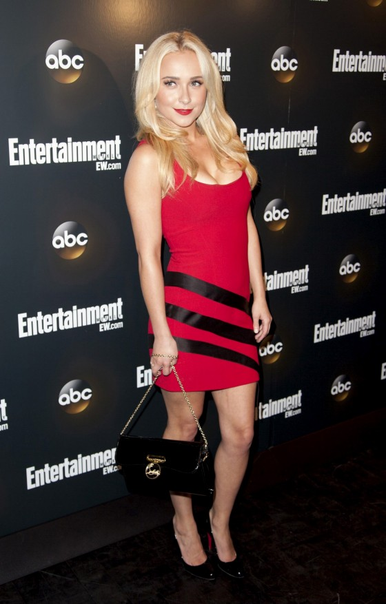 Hayden Panettiere at 2012 Entertainment Weekly – ABC-TV Upfront VIP Party-04