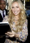 Hayden Panettiere at Good Morning America-04
