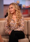 Hayden Panettiere at Good Morning America-05