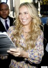 Hayden Panettiere at Good Morning America-12