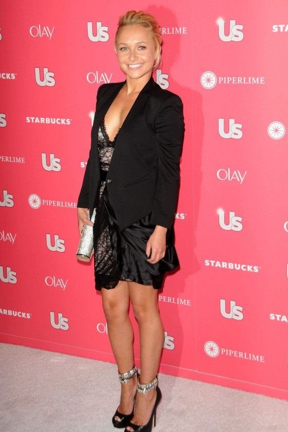 Hayden Panettiere at Us Weekly Hot Hollywood Party