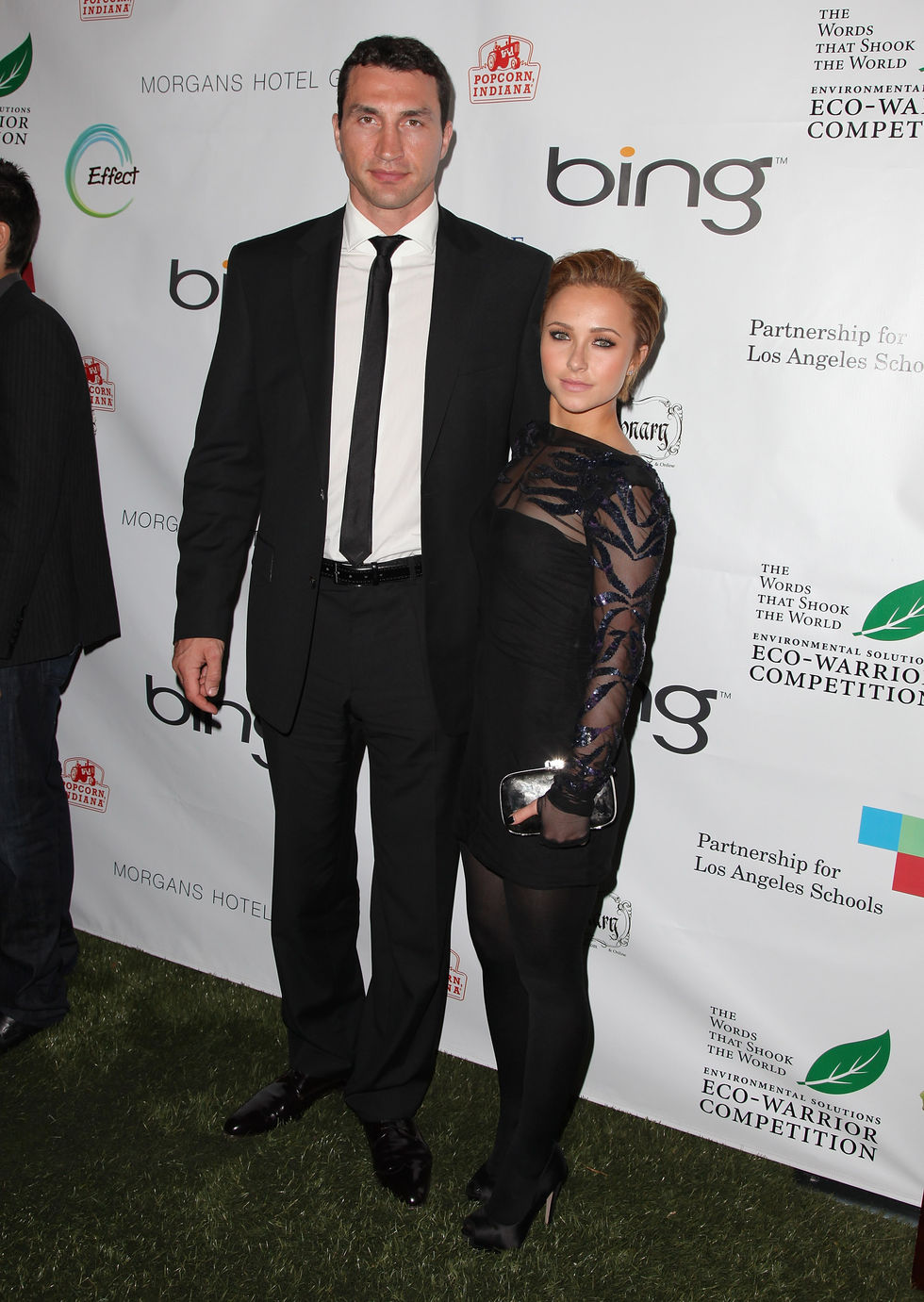 Hayden Panettiere 2010 : hayden-panettiere-at-the-green-carpet-home-tree-earth-day-celebration-april-2010-10