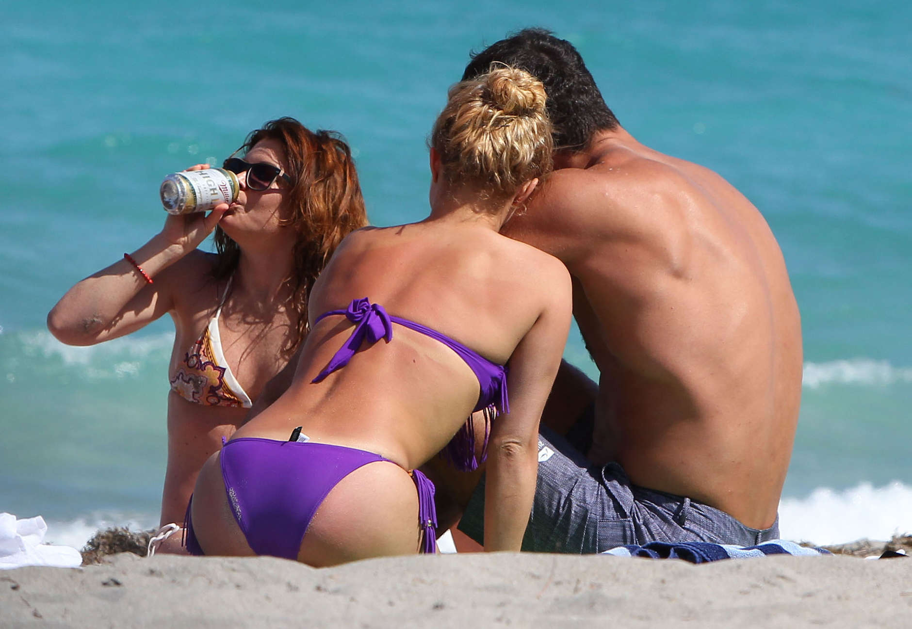 Hayden Panettiere - Bikini in Miami (April 2013 HQ Adds)-08 - GotCeleb Hayden Panettiere