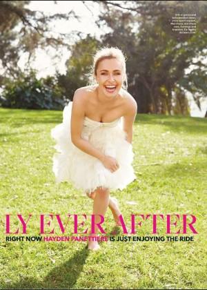 Hayden Panettiere: Brides Magazine -01