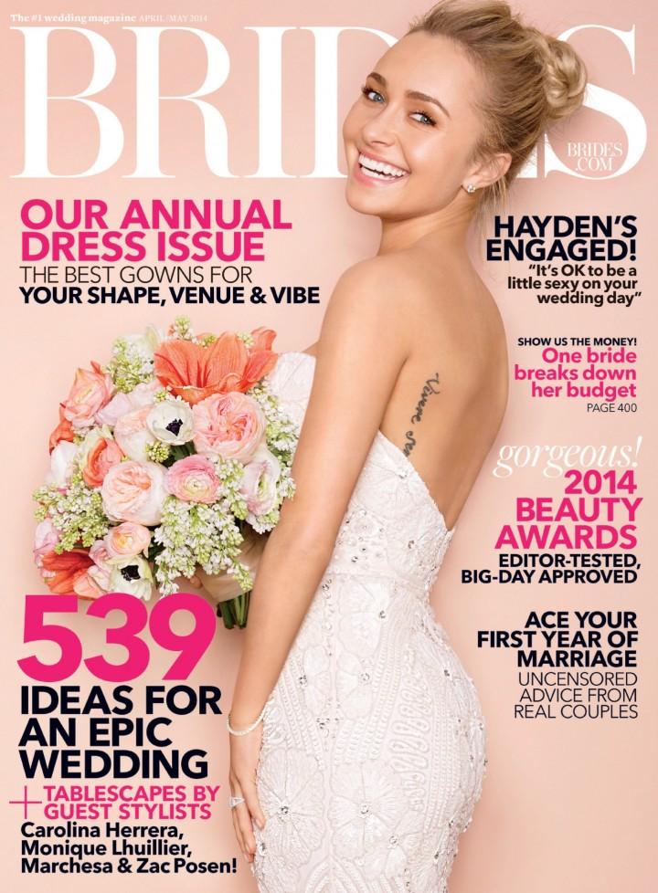 Hayden Panettiere: Brides Magazine -02