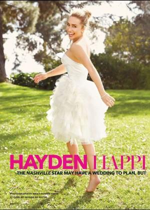 Hayden Panettiere: Brides Magazine -03