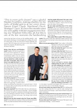 Hayden Panettiere: Brides Magazine -05