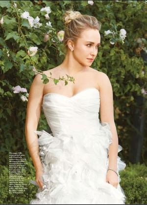 Hayden Panettiere: Brides Magazine -07