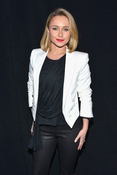 Hayden Panettiere: Bring the Music Revolution event -04