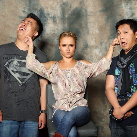 Hayden Panettiere - Calgary Comic & Entertainment Expo - Calgary