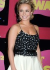 Hayden Panettiere - In skirt at CMT 2012 Music Awards in Nashville-01