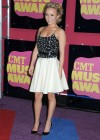 Hayden Panettiere - In skirt at CMT 2012 Music Awards in Nashville-09