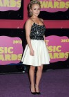 Hayden Panettiere - In skirt at CMT 2012 Music Awards in Nashville-11