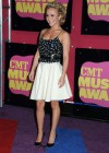 Hayden Panettiere - In skirt at CMT 2012 Music Awards in Nashville-17