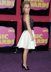 Hayden Panettiere - In skirt at CMT 2012 Music Awards in Nashville-18