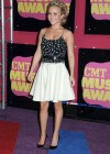 Hayden Panettiere - In skirt at CMT 2012 Music Awards in Nashville-21