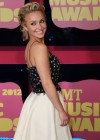 Hayden Panettiere - In skirt at CMT 2012 Music Awards in Nashville-28