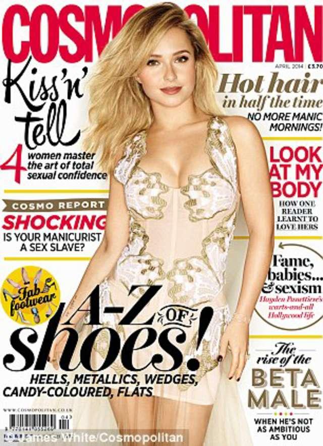 Hayden Panettiere: Cosmopolitan Magazine -03