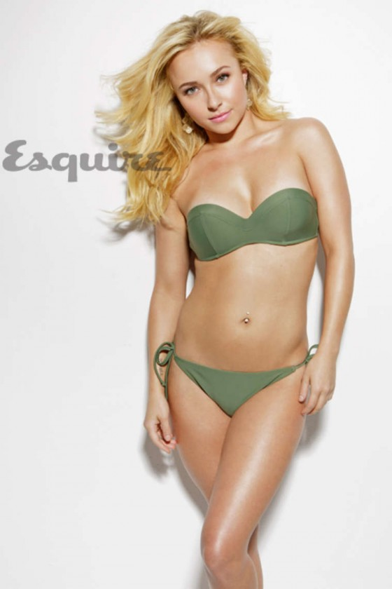Hayden Panettiere - Esquire magazine January 2013 issue