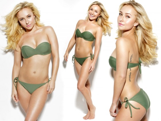 Hayden Panettiere - HQ Esquire magazine (January 2013)