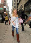Hayden Panettiere - In a tight jeans and boots-01