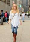 Hayden Panettiere - In a tight jeans and boots-15