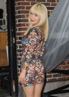 Hayden Panettiere In Tight Dress at The Late Show With David Letterman 2013-05