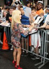 Hayden Panettiere In Tight Dress at The Late Show With David Letterman 2013-09