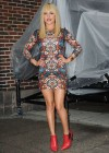 Hayden Panettiere In Tight Dress at The Late Show With David Letterman 2013-15